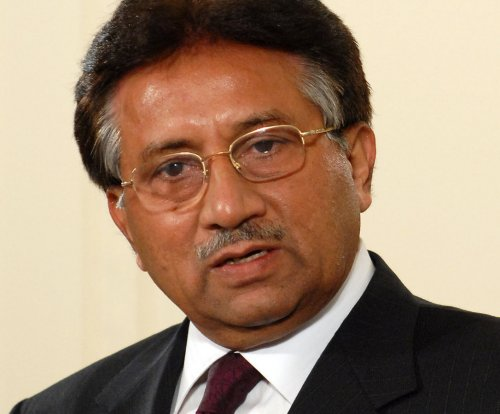 Pakistan's Musharraf given OK to leave for treatment despite treason charge
