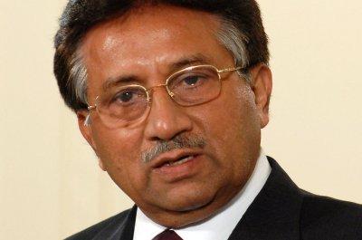 Pakistan's Musharraf given OK to leave for treatment despite treason charge