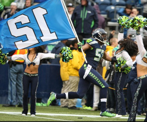Seattle Seahawks re-sign LB Mike Morgan