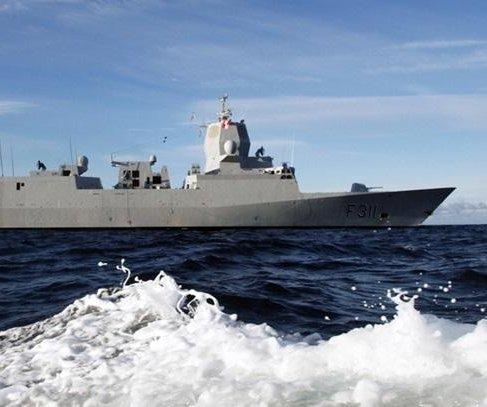 Kongsberg to upgrade Fridtjof Nasen-class frigates for Norway
