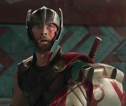 Thor battles Hulk in first 'Ragnarok' teaser trailer