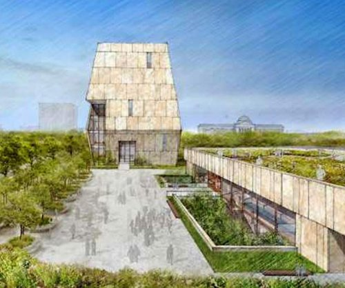 Chicago's Obama Presidential Center design unveiled
