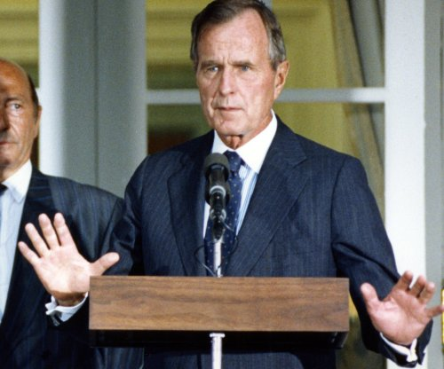 Bush announces new trade pact with Mexico