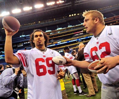 Ex-Giants Super Bowl champ Mitch Petrus, 32, dies of heat stroke