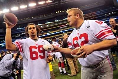 Ex-Giants Super Bowl champ Mitch Petrus, 32, dies of heat stroke