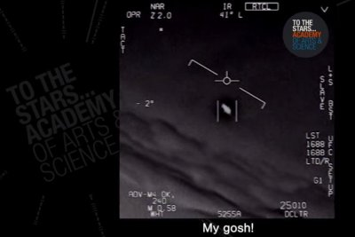 Navy confirms, but can't explain strange 'aerial' objects in 3 videos