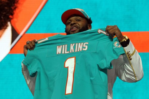 Miami Dolphins' Christian Wilkins ejected for throwing punch