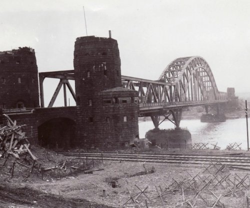 On This Day: U.S. troops cross Rhine after capturing Ludendorff Bridge