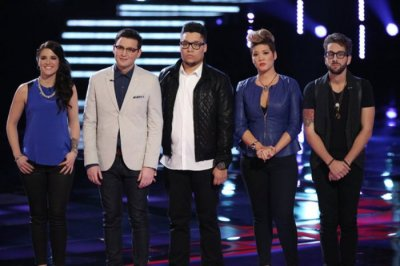 'The Voice' Top 12 revealed