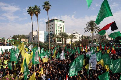 Hamas-Israeli conflict a 'game changer'