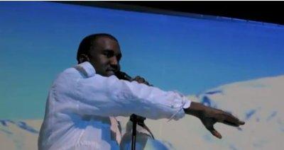 VIDEO: Kanye West interrupts concert to announce Kim Kardashian pregnancy