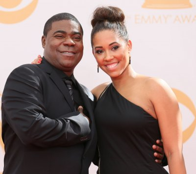 Tracy Morgan's mother says her son's fiancée turned her away at the hospital