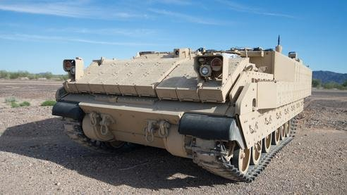 BAE Systems wins deal for new armored vehicles