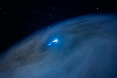 Astronomers nickname one-of-a-kind Wolf-Rayet star 'Nasty 1'
