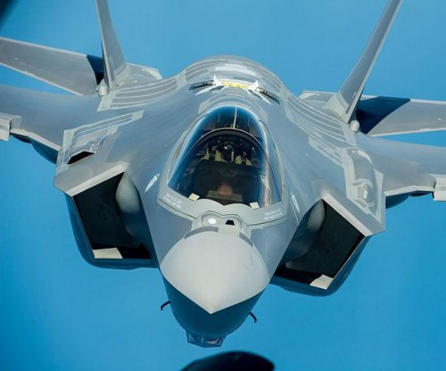 Air Force tests F-35A electronic systems in special chamber