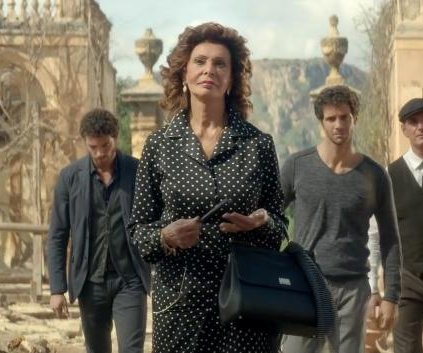 Sophia Loren lands Dolce & Gabbana perfume ad