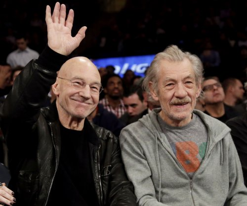 Ian McKellen and Patrick Stewart to tour 'No Man's Land' play in England, Wales