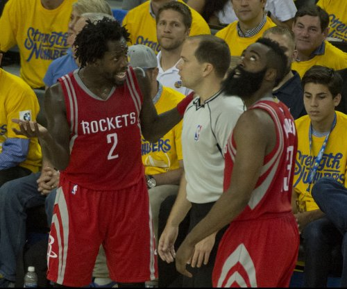 Knee injury sidelines Houston Rockets' Patrick Beverley