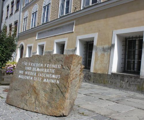 Austria passes law to seize house of Hitler's birth