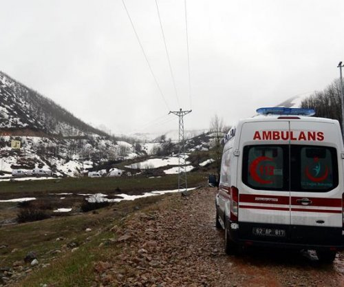 Turkish police helicopter crash kills 12