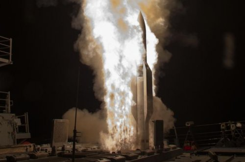Report: Japan eyeing SM-6 missiles for defense program