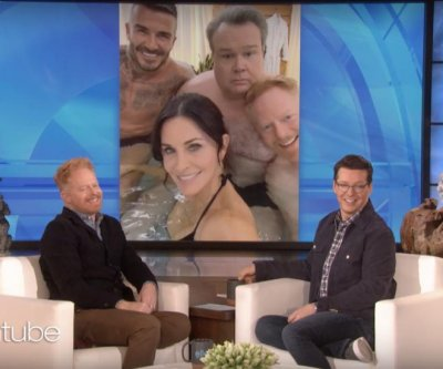 Jesse Tyler Ferguson: David Beckham's 'Modern Family' cameo was 'intense'