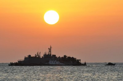 South Korean likely marooned in North Korea waters, reports say