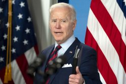 Pelosi invites Biden to address joint session of Congress on April 28