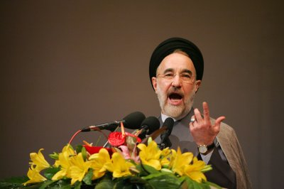 Khatami says opposition support skewed