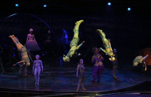 Cirque du Soleil stage death is ruled an accident