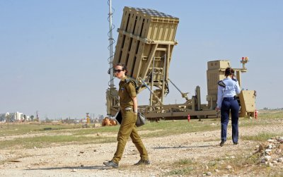 Israel deploying anti-rocket system