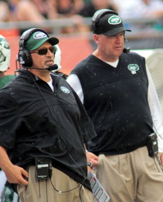 Jets fire offensive coordinator Sparano