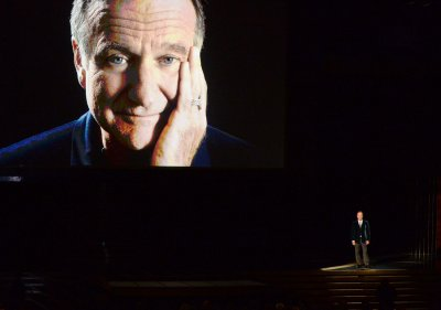 Billy Crystal leads Emmy tribute for late friend Robin Williams