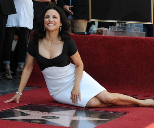 Julia Louis-Dreyfus' name was misspelled on Walk of Fame star