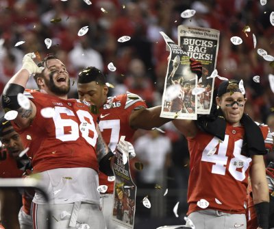 Ohio State, Michigan among most popular bets to win 2015 college football title