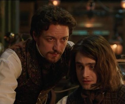 James McAvoy, Daniel Radcliffe star in 'Victor Frankenstein' trailer