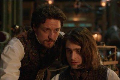 James McAvoy, Daniel Radcliffe star in 'Victor Frankenstein' trailer