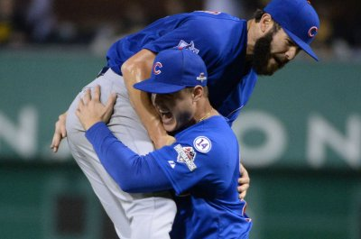 Chicago Cubs' Jake Arrieta shuts out Pirates in wild-card gem