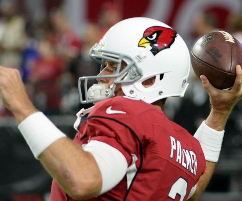 Cardinals' Carson Palmer a Comeback Player of Year candidate