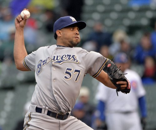 Tigers acquire closer Francisco Rodriguez from Brewers