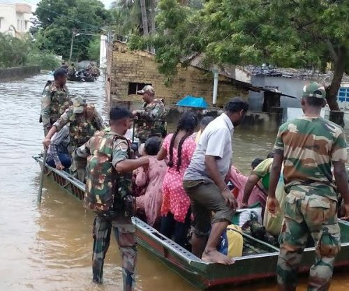 At least 188 die in floods in southern India