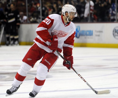 Detroit Red Wings demote LW Drew Miller, activate C Dylan Larkin
