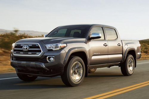 Toyota recalls 228K Tacoma trucks in U.S. for oil leak on rear axle