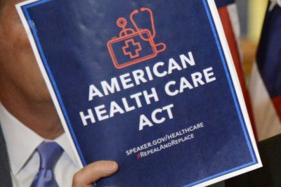 Leader of GOP moderate group in House quits over AHCA split
