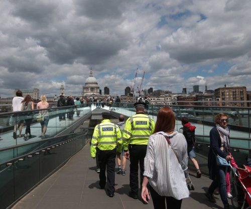Increased security at Britain's polling sites after London attacks