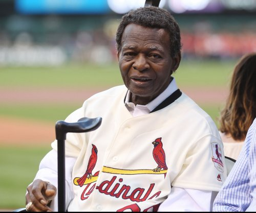 MLB: Lou Brock says he is cancer-free