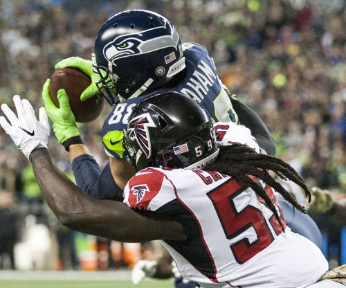 Atlanta Falcons hang on defeat Seattle Seahawks