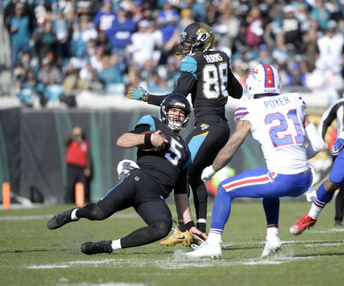 AFC Wild Card: Defense lifts Jacksonville Jaguars past Buffalo Bills on wild final drive