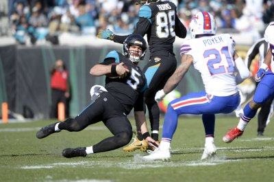 AFC Wild Card: Defense lifts Jacksonville Jaguars past Buffalo Bills on wild final drive