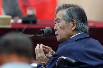 Peru's ex-President faces forced sterilization charges
